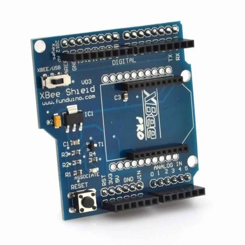 XBee Shield V20 - Shield for Arduino - Seeed Studio
