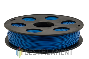 Пластик ABS Bestfilament синий 1,75 (0,5 кг.)
